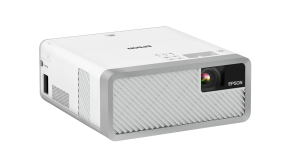 Epson EF-100 Mini-Laser Streaming Projector With Android TV Image