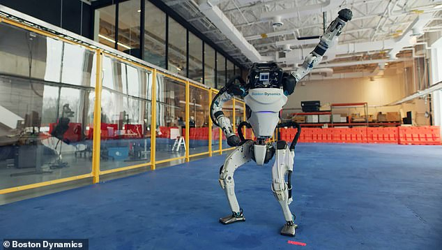 Comments on the YouTube video, which has been viewed more than 470,000 times since being posted Tuesday evening, are revealing in the amazing dance moves – with some saying the robots can dance better than most humans