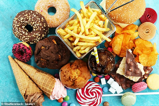 A major part of the plan is to avoid foods that are high in carbohydrates and sugar such as bread, potatoes and pasta