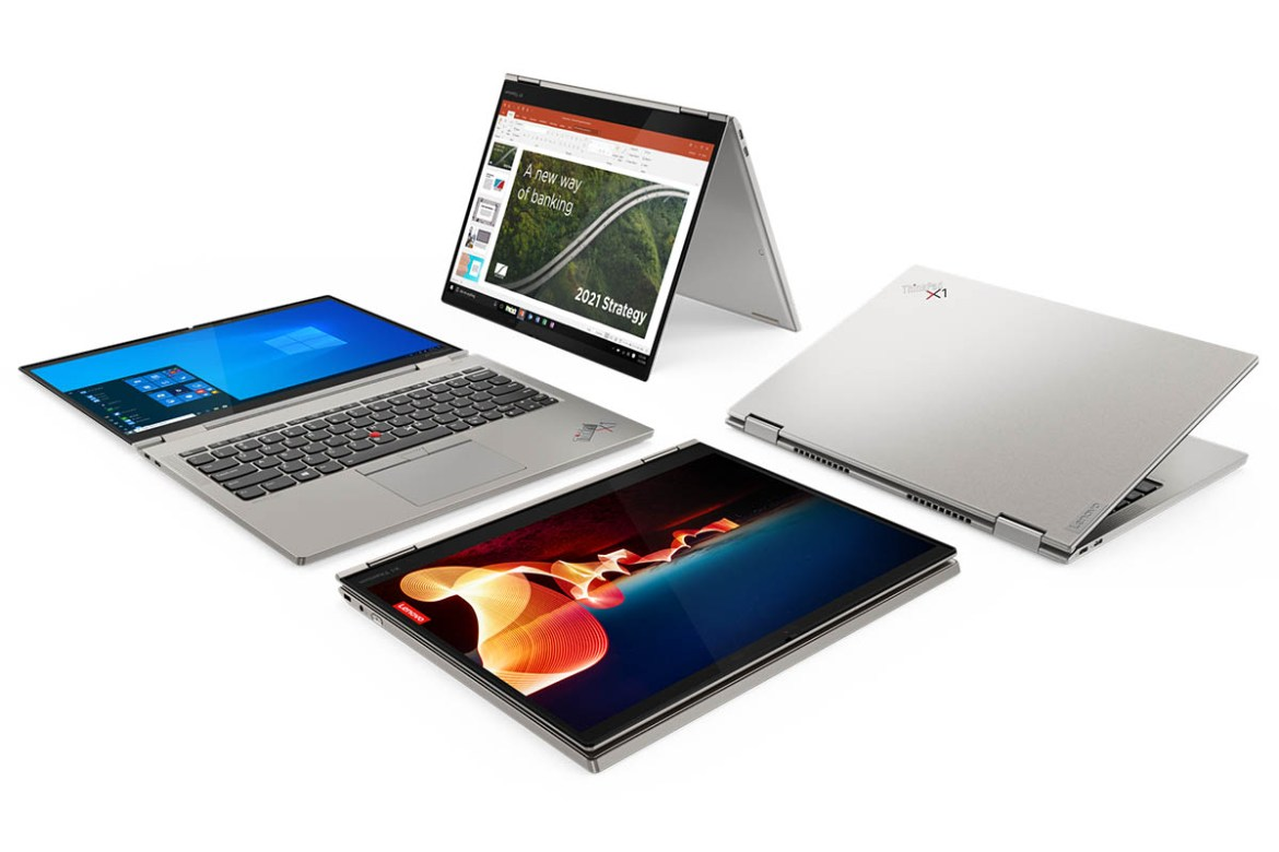 Lenovo ThinkPad X1 Titanium Yoga product image