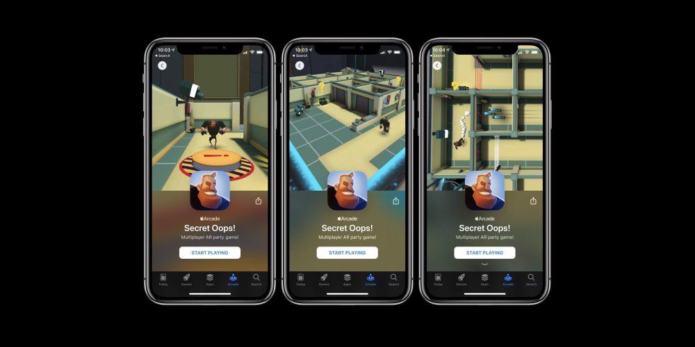 Apple Arcade new game 1/31