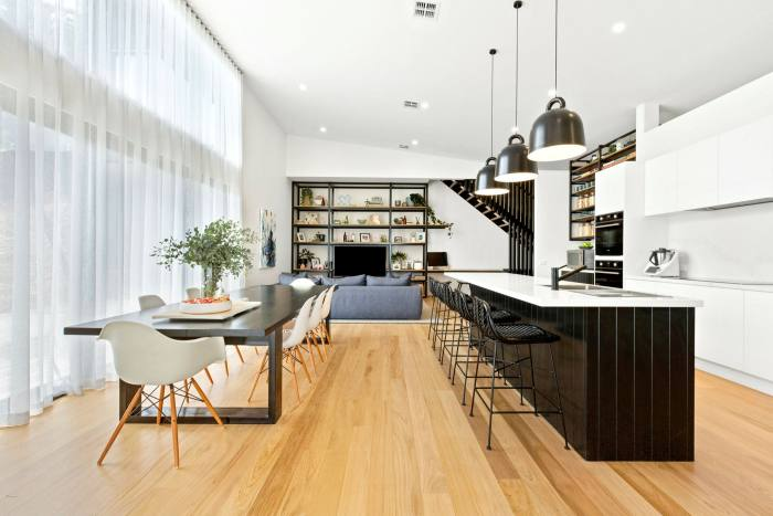 A four-bedroom home in Mount Eliza. Guide price: A$2m-A$2.2m, through RT Edgar