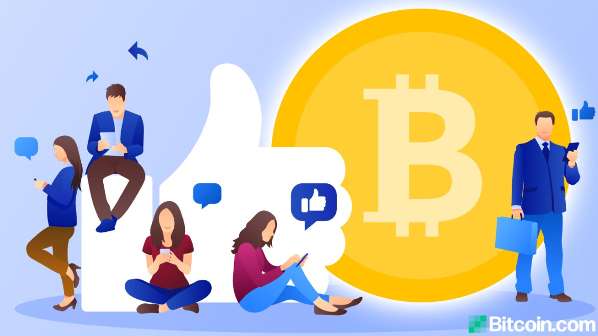 Bitcoin Now Larger Than Facebook's Market Cap — 'Money Network More Valuable Than Social Network'