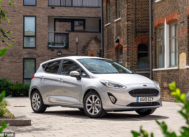 The Ford Fiesta is the most stolen car in Britain, which is unsurprising given it's also the most common model on our roads. Some 3,392 were reported as being pinched to the DVLA in 2020