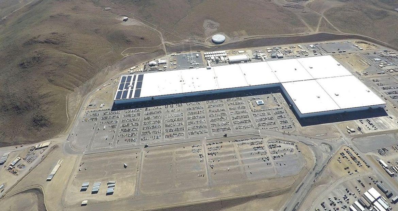 Gigafactory in Nevada