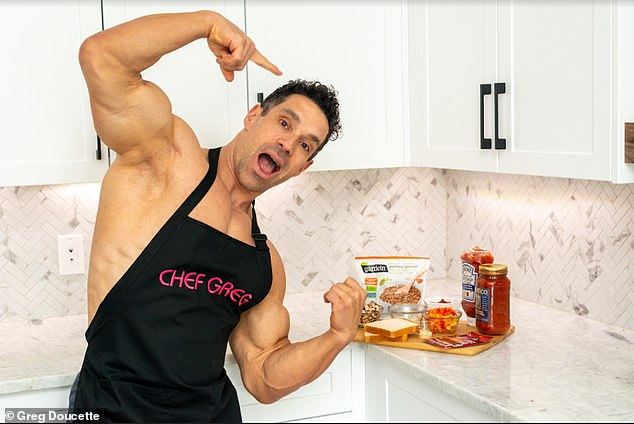 Bodybuilder Greg Doucette says there are plenty of free resources on YouTube that you can follow to get a workout