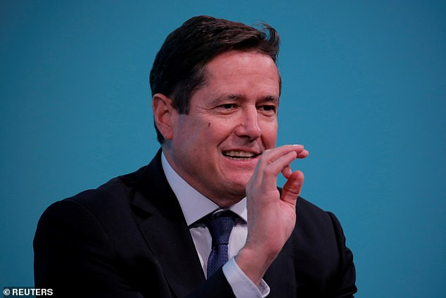 Barclays has chosen 'can do' leadership in the shape of Jes Staley (pictured) who knows how the game is played from running JP Morgan's investment bank.