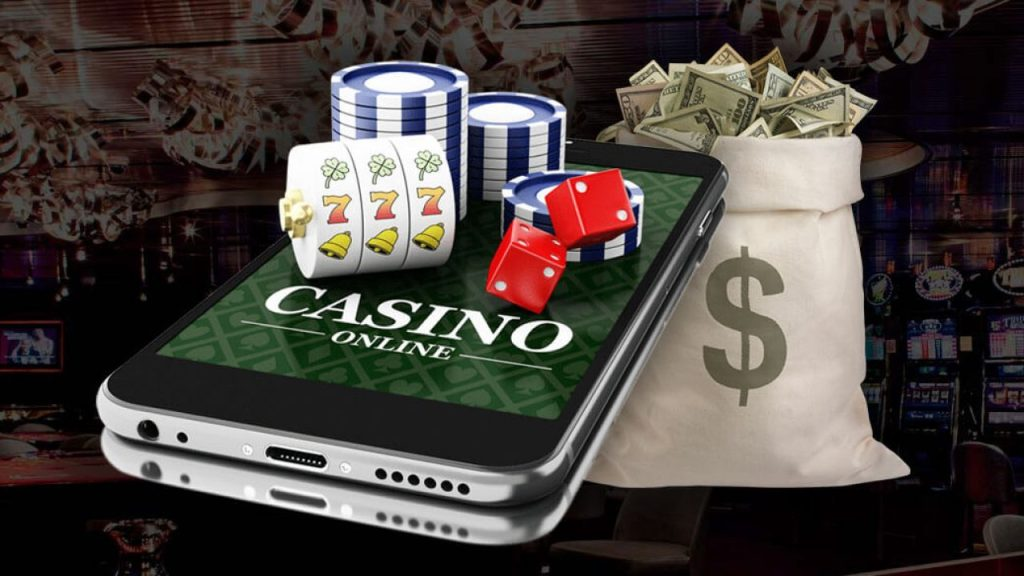 Gambling at Online Casinos with Mobile Casino Apps