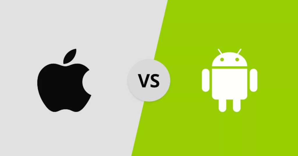 What is the Differences in Developing for Android vs iOS
