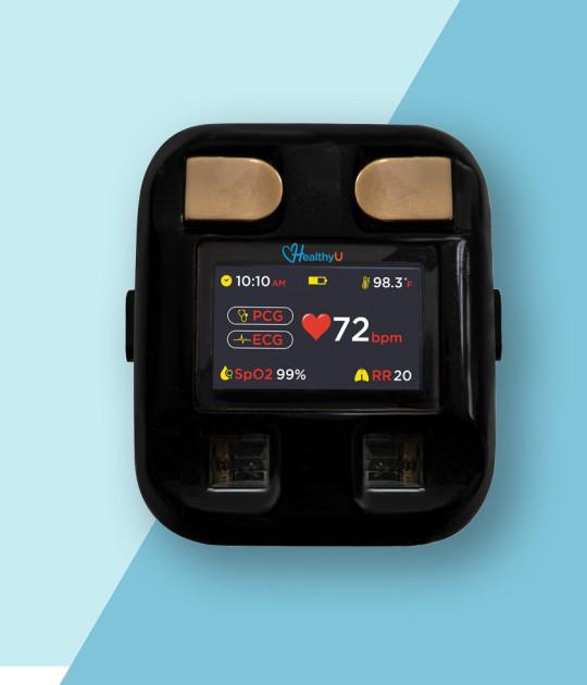 The HealthyU cardiac monitoring system