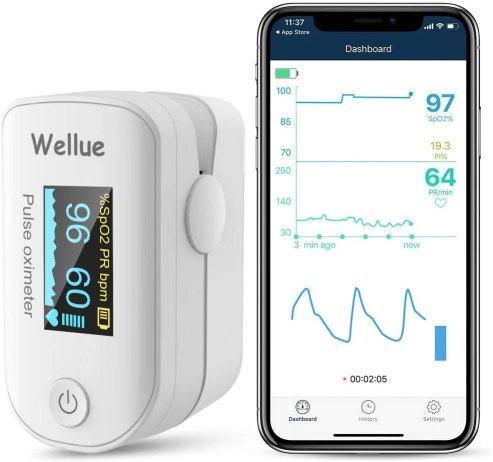 The Best Smart Fingertip Pulse Oximeter