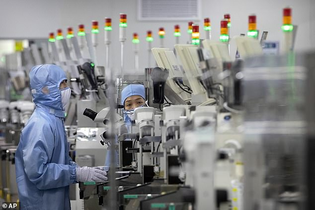 PIMCO's Geraldine Sandstrom believes Asian countries with a strong semiconductor industry like Taiwan and South Korea will continue to do well over the next three to five years