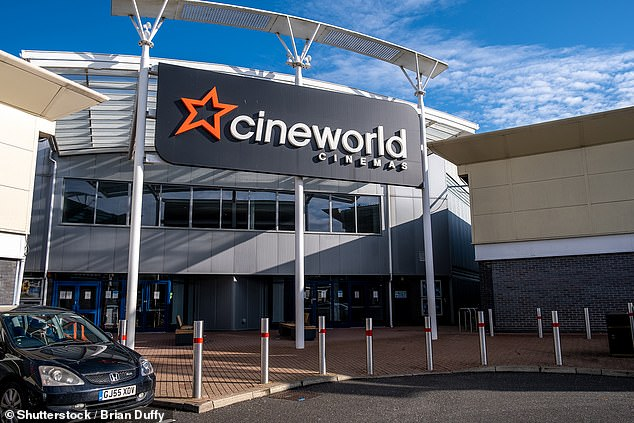 Crunch vote: Cineworld said it needs the money for ¿further liquidity¿ reasons if there is more disruption caused by Covid