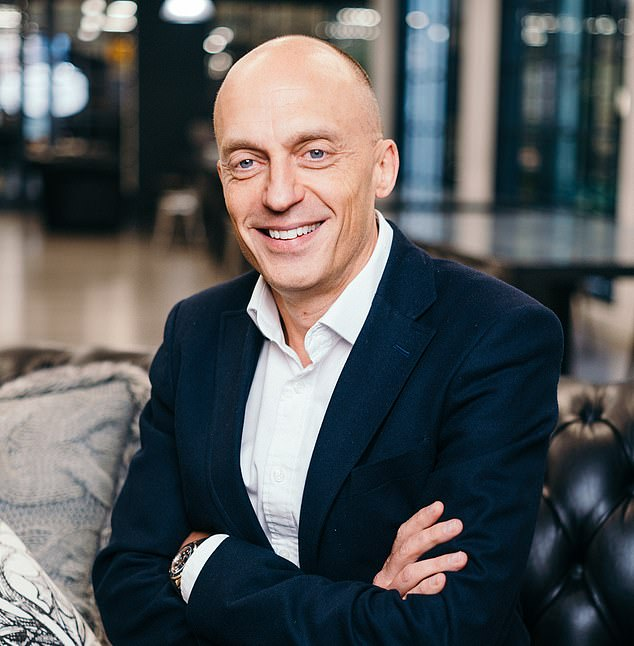 Fast track: Charlie Bryant has seen demand surge at Zoopla