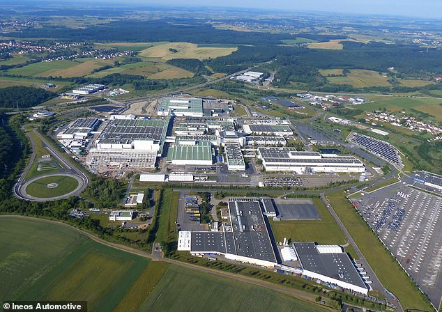 Ineos Automotive - owned by British petrochemicals mogul Sir Jim Ratcliffe - will make its new 4X4 at this former Mercedes plant in France, ditching plans for a state-of-the-art factory in South Wales