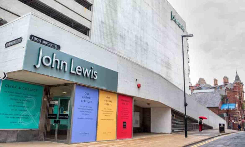 John Lewis in Sheffield