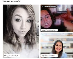 FAIL: Although some of the results look similar, none were an exact match