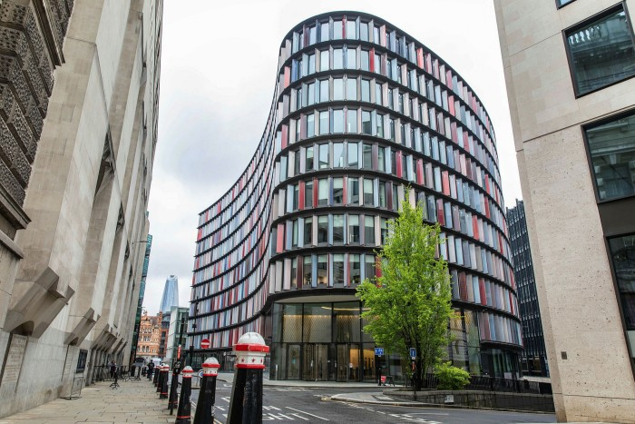 Last December, Singaporean investor Sun Venture agreed to buy Landsec's office development at 1 & 2 New Ludgate for £552m — more than the £546m it was valued at in March 2020