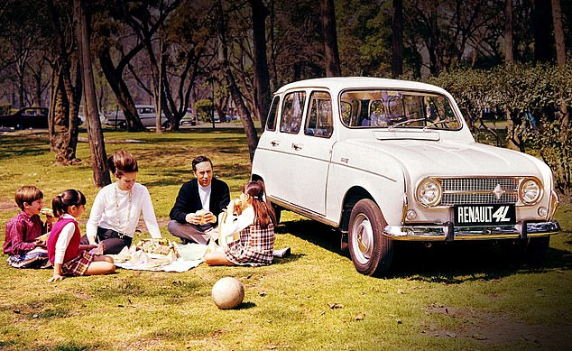 The Renault 4 may also be set to make a comeback as the French car giant embraces the trend for retro-styled motors
