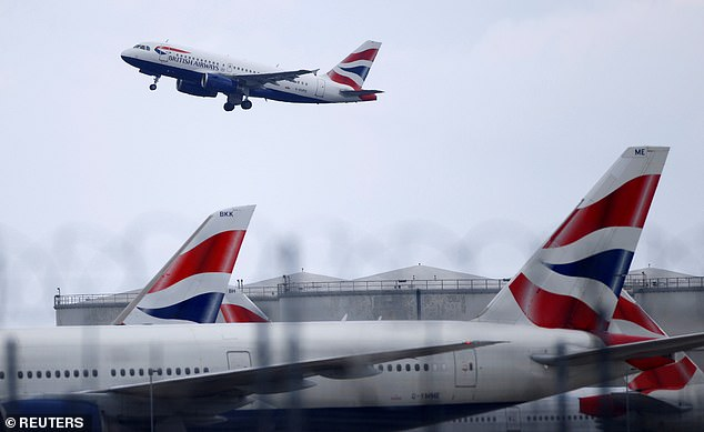 Transfer:British Airways has handed over the management of its huge pension fund to US-based investing giant BlackRock