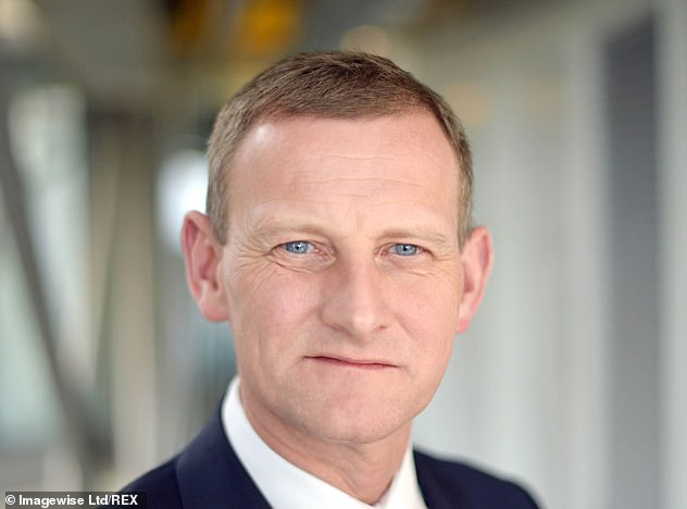 Loyal: SteveRowe joined M&S in Croydon in 1983 and became chief executive in 2016