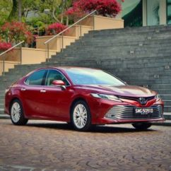 All New Camry Singapore Spesifikasi Grand Avanza Tipe E Toyota Review Less Staid More Sporty Hub The Business Times