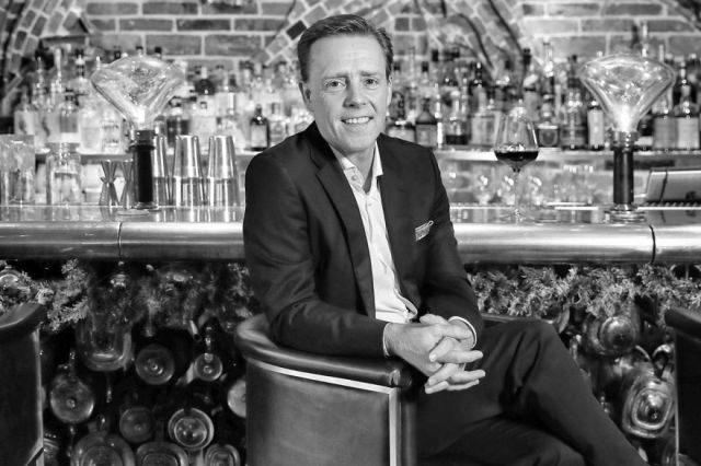 Interview - Marc Nicholson, founder of private members' club 1880