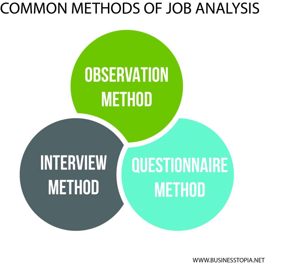 Job Analysis Definitions Methods Process & Importance