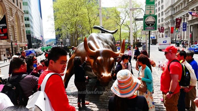 New York - Charging Bull