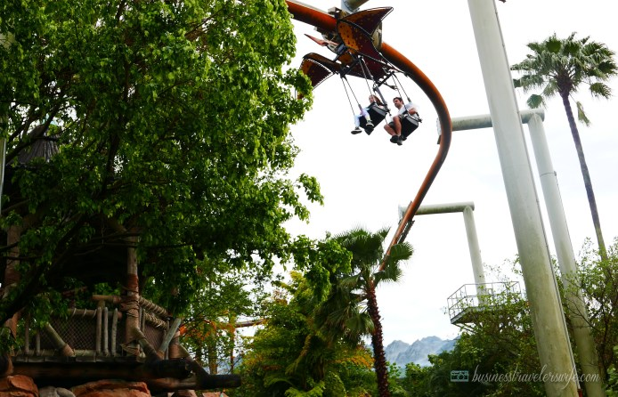 visiting universal orlando: islands of adventure - Pteranodon Flyers