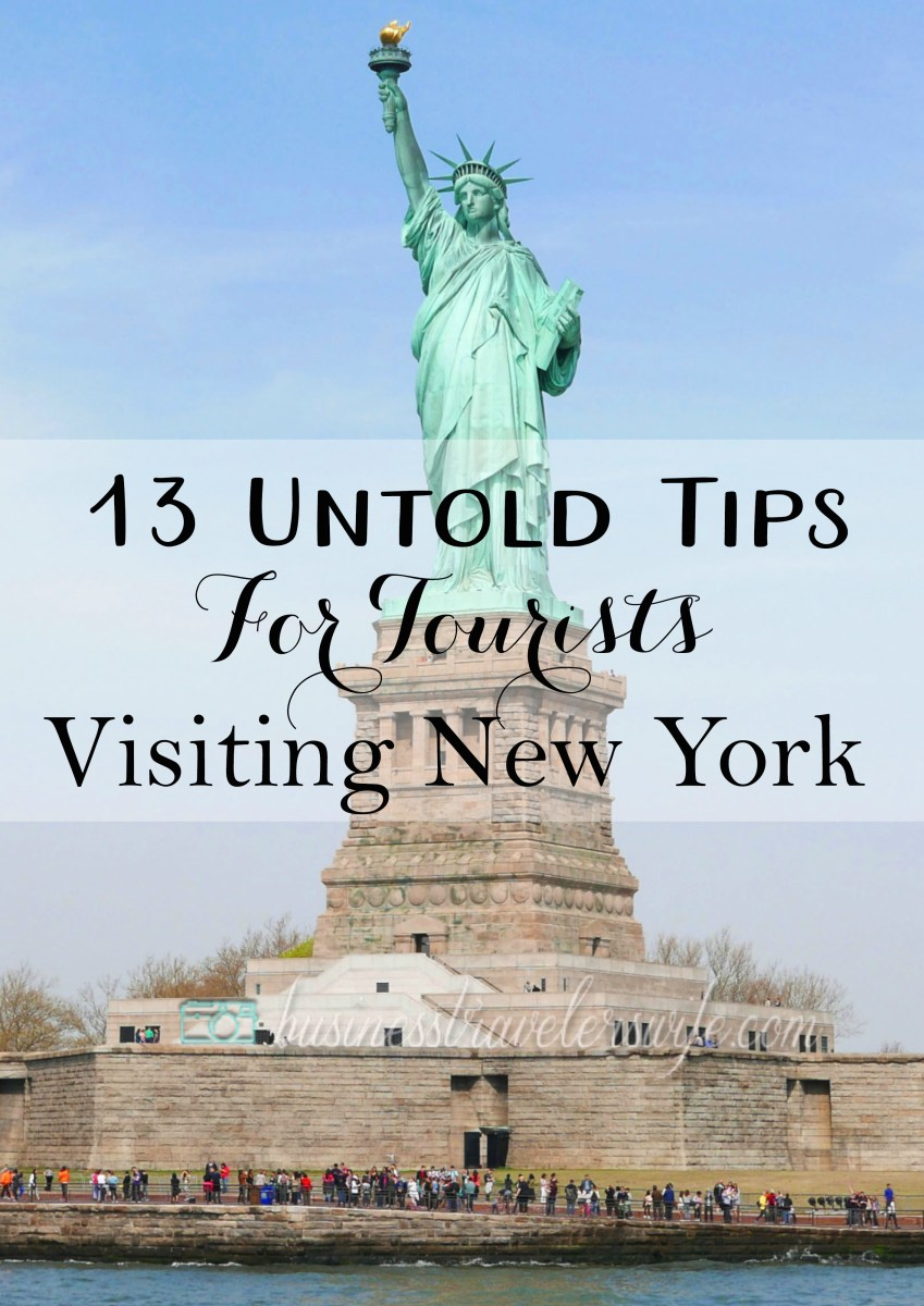 13 Untold Tips for Tourists Visiting New York