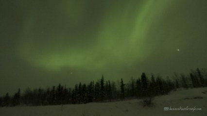 25 Items in My Bucket List Northern Lights Taken at Yellowknife