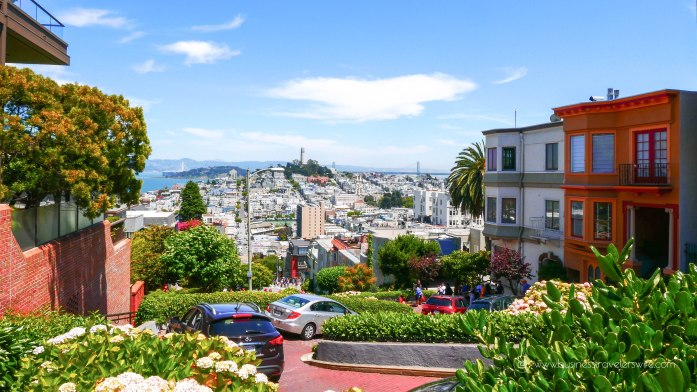 10 Tips for Visiting San Francisco (Plus 3-Day Itinerary) Lombard Street