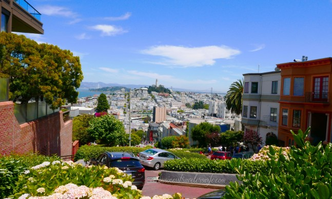 sights to see in san francisco lombard street