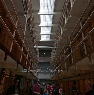 sights to see in san francisco bay alcatraz island cellhouse