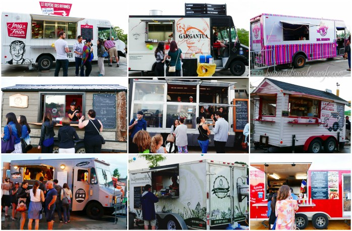 How Our Road Trip to Montreal Turned Into a Food Trip Food Trucks
