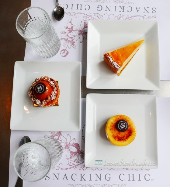 How Our Road Trip to Montreal Turned Into a Food Trip Desserts Maison Christian Faure