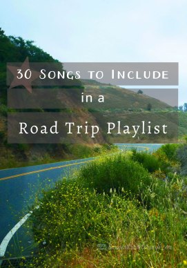 Songs to Include in a Road Trip Playlist
