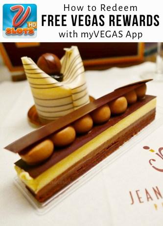 Redeem FREE Vegas rewards with myVegas App