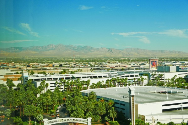 Hotel Review: The Venetian Las Vegas Bella Suite Mountain View