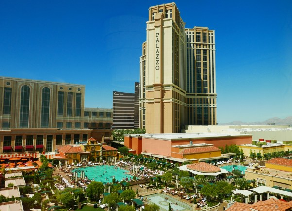 Hotel Review: The Venetian Las Vegas Bella Suite Pool View