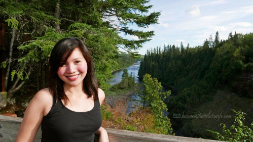 cross-country roadtrip drive from calgary to toronto clouds kakabeka falls