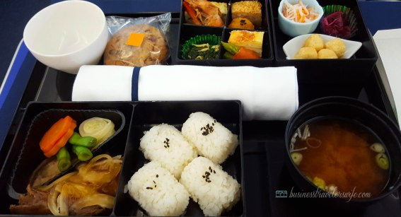 History of Airline Food