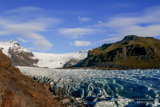 Discover the Glaciers in Iceland (A Self-Drive Tour) Svinafellsjokull Glacier Lagoon