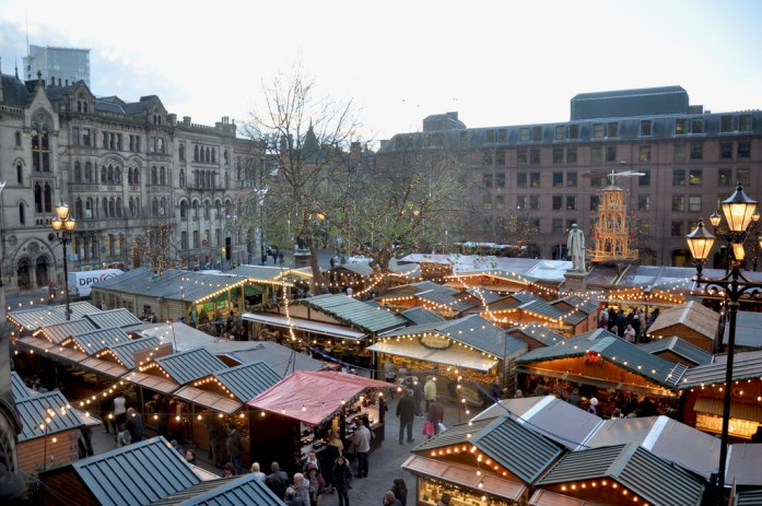 10 Must-Visit Christmas Markets Around the World for Foodies Manchester Christmas Markets