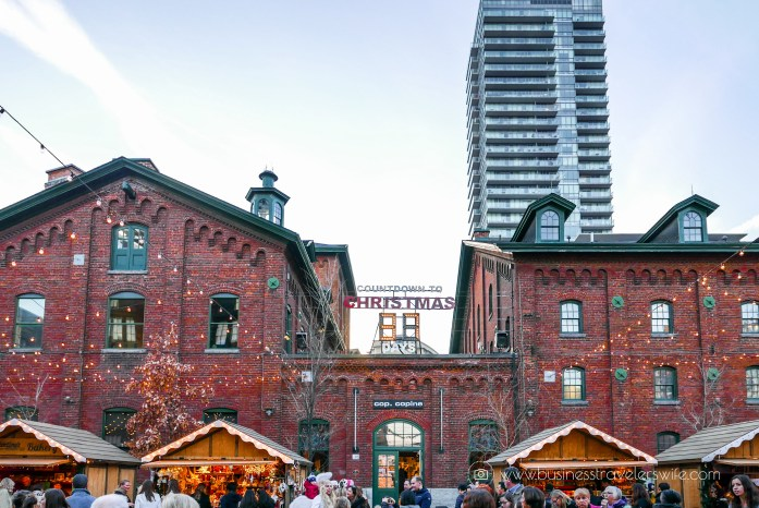 10 Must-Visit Christmas Markets Around the World for Foodies Toronto Christmas Market Distillery District