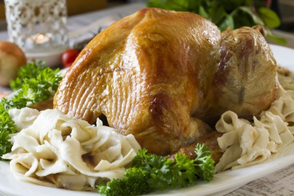 10 Must-Visit Christmas Markets Around the World for Foodies Zagreb Croatia Advent Stuffed Turkey with Mlinci