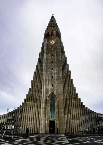 5-Day Itinerary For An Epic Iceland Self-Drive Reykjavik Hallgrímskirkja Church (1 of 2)