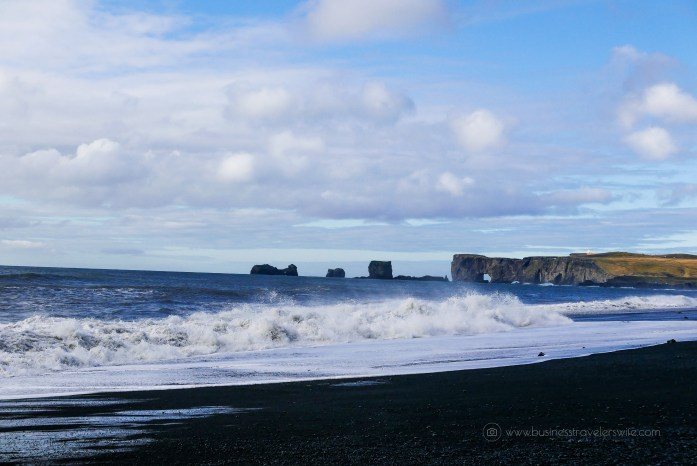 5-Day Itinerary For An Epic Iceland Self-Drive Tour Halsanefshellir Basalt Column Cave 4