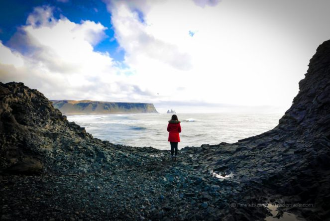 5-Day Itinerary For An Epic Iceland Self-Drive Kirkjufjara Black Sand Beach